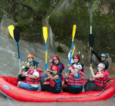 Rafting Vivencial